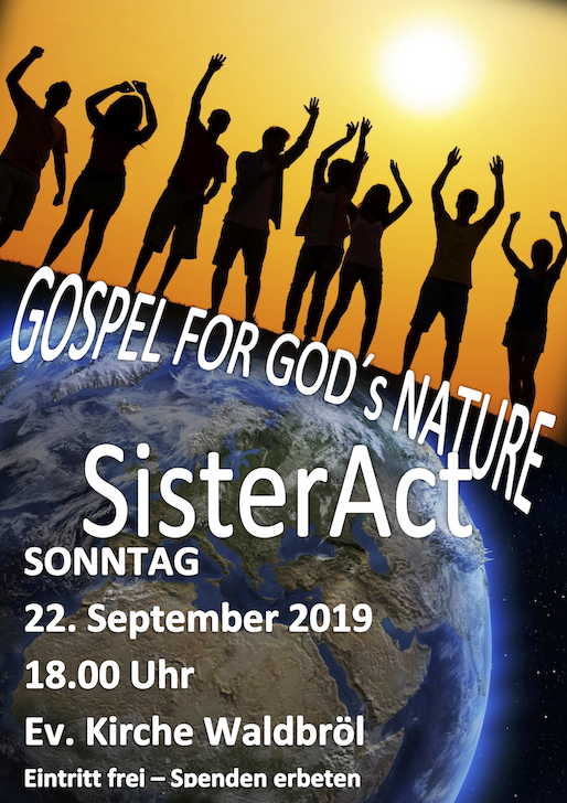 Sister Act am 22. September